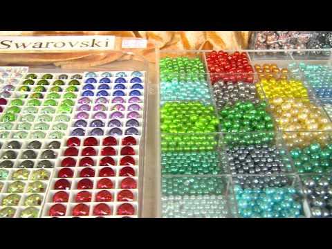 Fachgeschäft für Perlen - Swarovski Elements, Polaris, Zubehör - Perlenparty in Ahrensburg