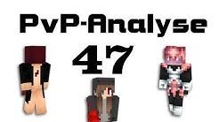 Minecraft PvP-Analyse #47 | Attraktion SteffensRod Nentonix