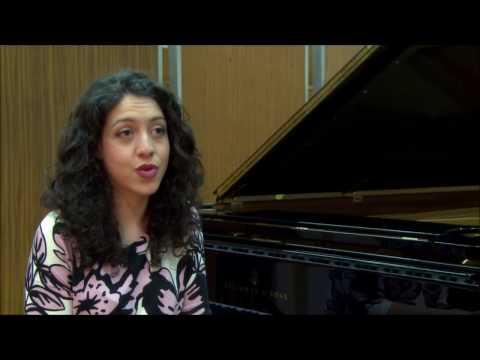 Beatrice Rana on the Goldberg Variations