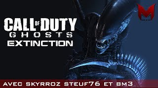 Extinction NightFall : le Live WTF (BeastMode 3, SkyRRoZ et Steuf76)