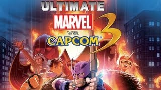 Распаковки игр: Ultimate Marvel vs. Capcom 3 [Xbox360] [RUS] [HD]