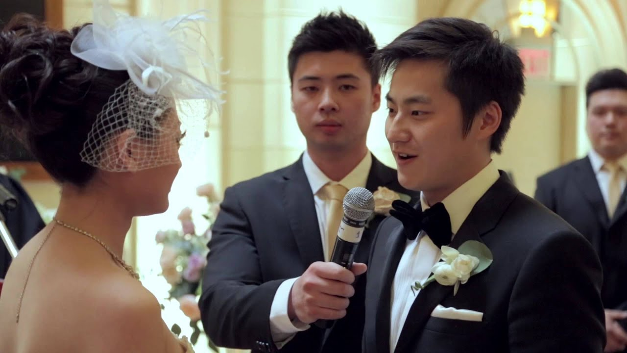 Toronto Chinese Wedding Planner Sherry And Mino Modern