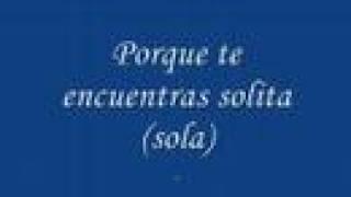 ARCANGEL  BONITA  ( Letra Y Musica )  Ayer Te vi Bonita