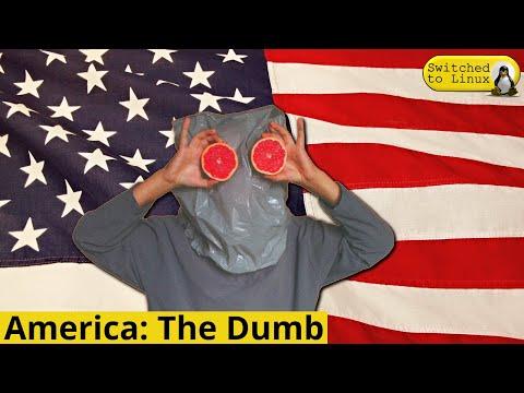 America, The Dumb