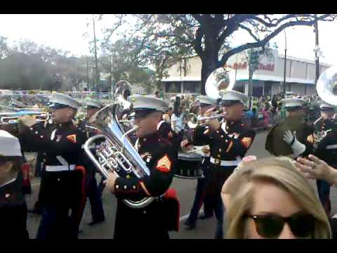 Marine Band New Orleans - St. Patrick's Day