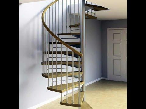 Desain Tangga Rumah Minimalis 2 Lantai Model