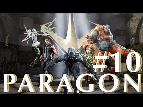 видео: roger that! [Обзор все герои - Мердок, ст. колода] 🎮 paragon #10 🎮 ps4 gameplay на русском