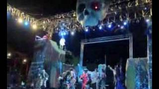 HK Ocean Park Halloween Night Show