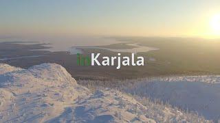 Зимние туры на снегоходах в Карелии. Трейлер