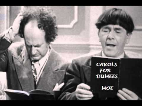 RARE THREE STOOGES LOST CHRISTMAS TAPES PART 2 - YouTube