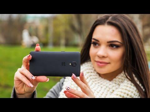 OnePlus 3T в черном цвете: он просто КОСМОС...