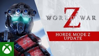 World War Z - Horde Mode Z Update Trailer