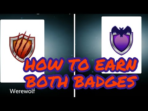 Avakin Life- How To Earn The Werewolf/Vampire Badge