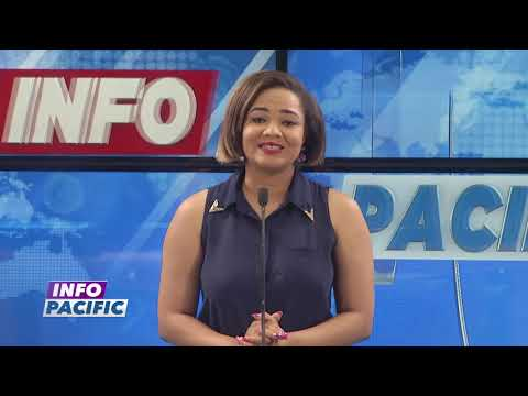 INFO PACIFIC 26 AVRIL 2019 présenté par Came Stefada POULARD - 2H (Jounal Kreyòl)