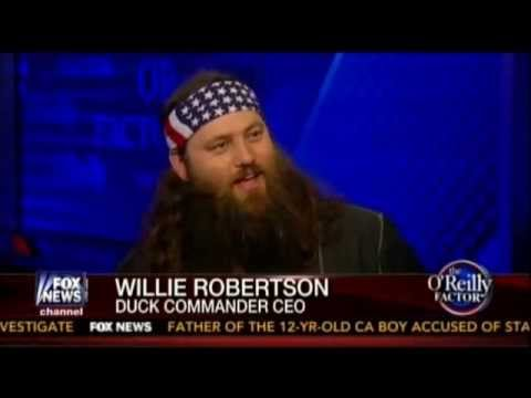 Image result for willie robertson o'reilly
