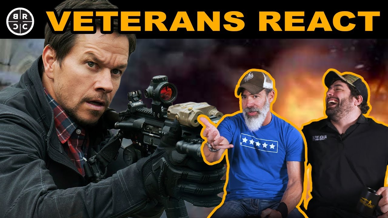 Veterans React - AIR FORCE vs COAST GUARD: EP15