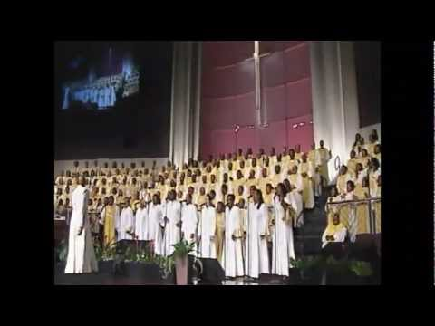 """All In His Hands"" Anthony Brown & FBCG Combined Choir"
