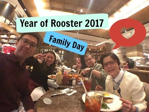 WHERE ARE THE CHIMPANZEES??!! - Year of Rooster 2017