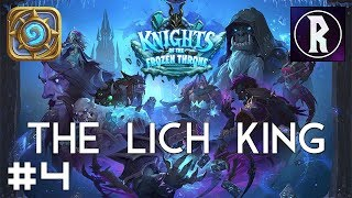 Hearthstone: The Lich King #4 - Mage, The Final Battle