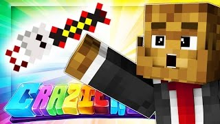 Minecraft Crazier Craft CHAINSAW VS ALIENS - Modded SMP #8 (Minecraft Modpack)
