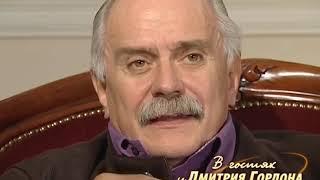 Михалков: Бывает, студенты обзовут классиком, идолом каким-то, но я к этому отношусь, как к шутке
