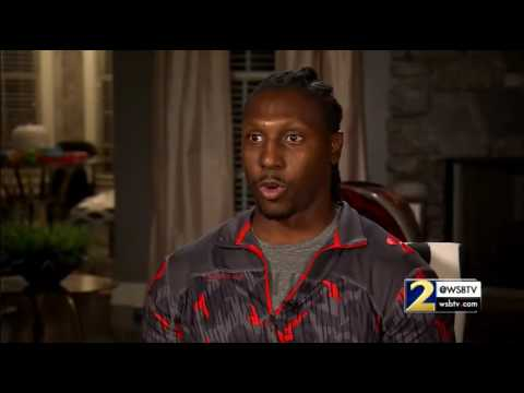 Roddy White says he feared for his life during traffic stop in Atlanta