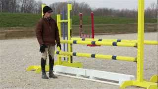 Walking Distances & Building a Safe Show Jump Course