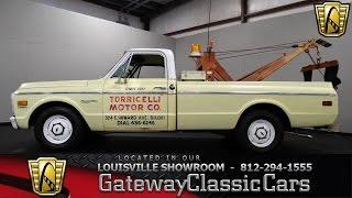 1971 Chevrolet C20 Tow Truck - Louisville Showroom -  Stock # 1190
