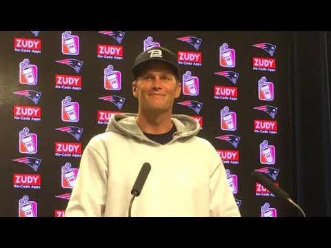 Tom Brady reacts to Bill Belichick saying he won