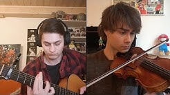 "Alexander Rybak & Thomas Leypoldt - ""Song from a Secret Garden"" Online Duet"