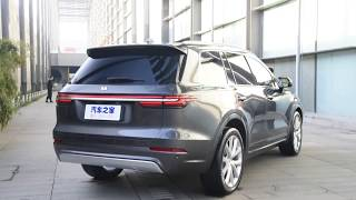 2019 Chinese EV Start-Up CHJ Automotive Debuts First SUV Model