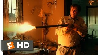 Texas Chainsaw (1/10) Movie CLIP - Texas Shootout Massacre (2013) HD