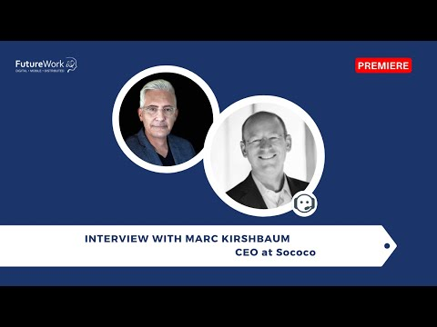 Interview with Marc Kirshbaum of Sococo