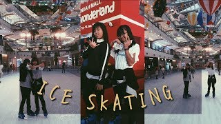 ICE SKATING || Pondok Indah Mall JakSel