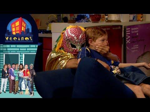 Vecinos, capítulo 06: El ratero   Temporada 1   Distrito Comedia from YouTube · Duration:  14 minutes 25 seconds