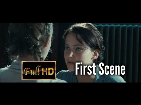 The Hunger Games - First Scene HD