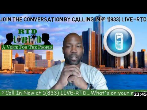 RTD Live Talk: Let's Talk About Money, Debt & Politics