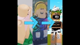 Roblox fashion trends evolution! (Roblox)
