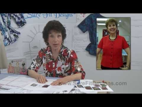 Basic Blouse Designing 101 by Sure-Fit Designs™