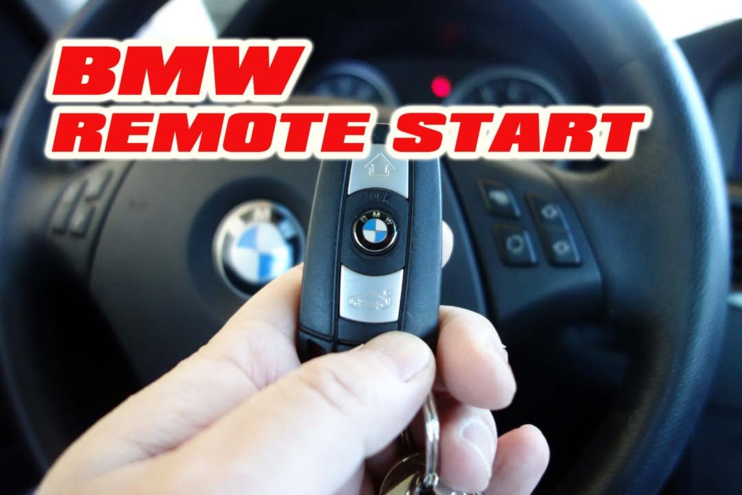Bmw 3 Series Remote Start Autotoys Com Youtube