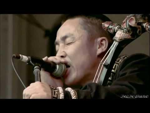 Altan urag - Blue Mark Live Fuji Rock Festival 2009.07.26 ORANGE COURT