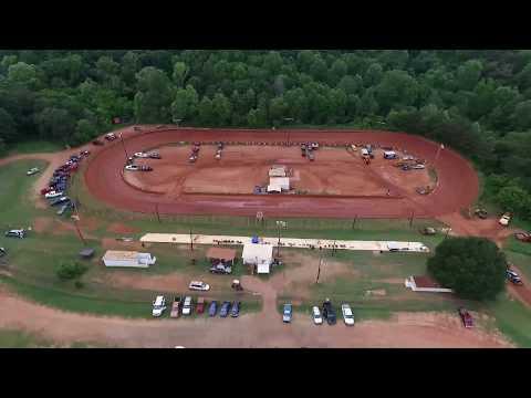 Winder Barrow Speedway by Drone