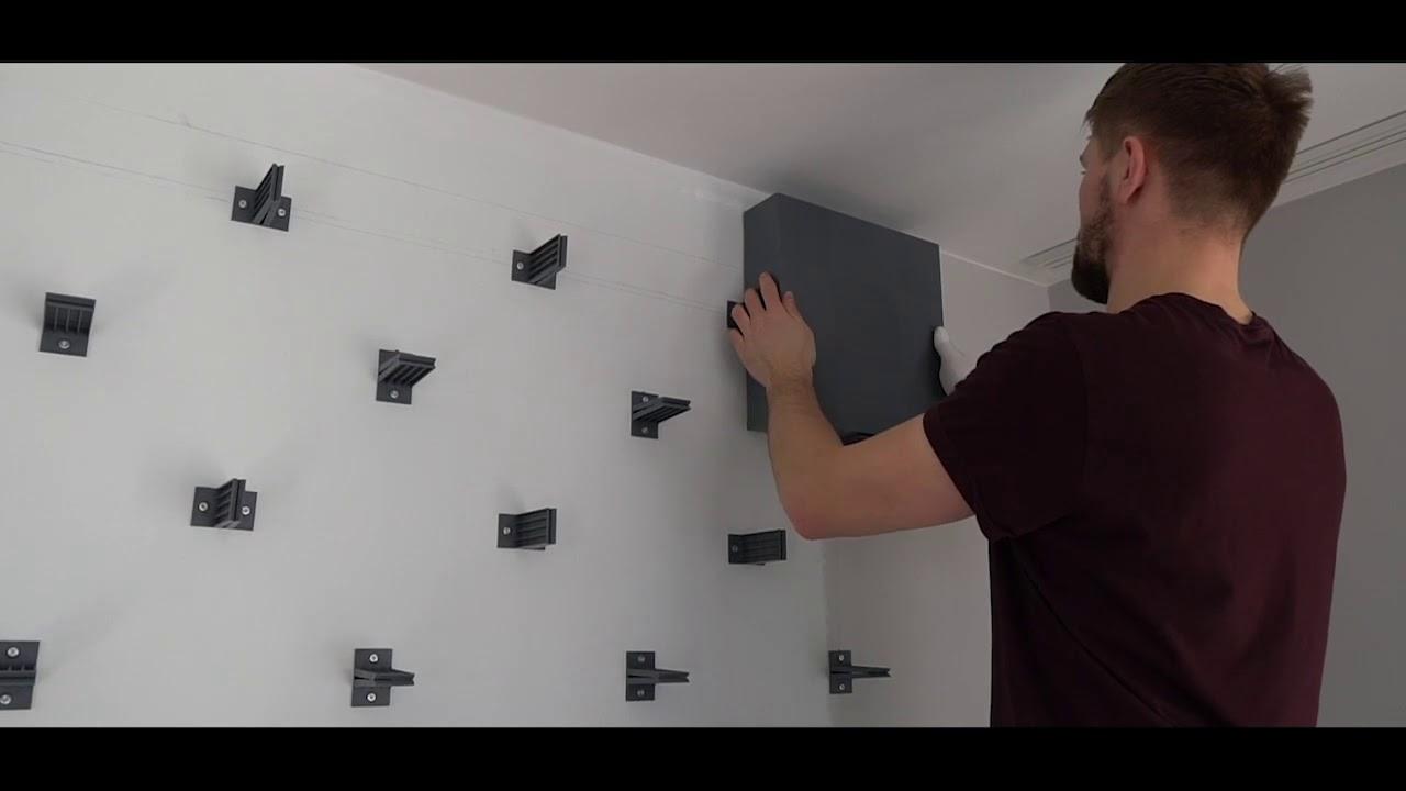Instalacja New Wall w domu jednorodzinnym. 8m2 w 2 godziny