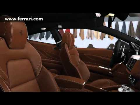 New Ferrari Ff Interior In Detail Commercial New Carjam Car Radio Show 2012