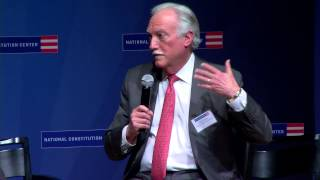 Mike Bezos discussion Freedom Day 2015 National Constitution Center
