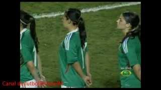 México 2-1 Brasil Torneo Internacional Femenil Sao Paulo 2012