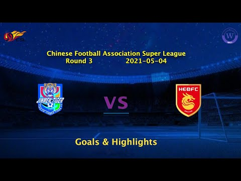 Tianjin Teda Hebei Zhongji Goals And Highlights
