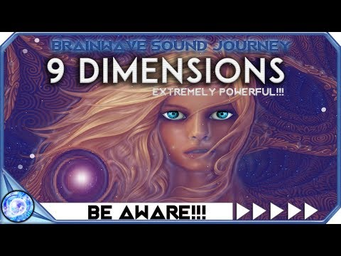 BE AWARE: FEEL TRUE POWER!!! BEST LUCID DREAMING / OUT OF BODY EXPERIENCE MUSIC: Binaural Beats