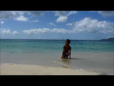 Grand Anse Beach Grenada - Lazy Sunday