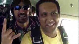 Dubai Sky Dive - Tandem Jump - Rahul Dutta